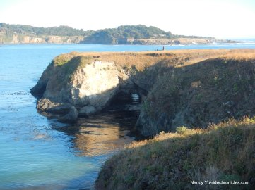 mendocino point