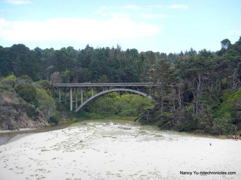 jug handle creek bridge