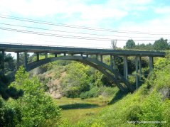 jughandle creek bridge