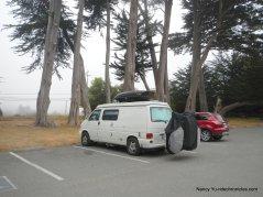 pt cabrillo parking lot