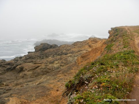 cabrillo point bluffs