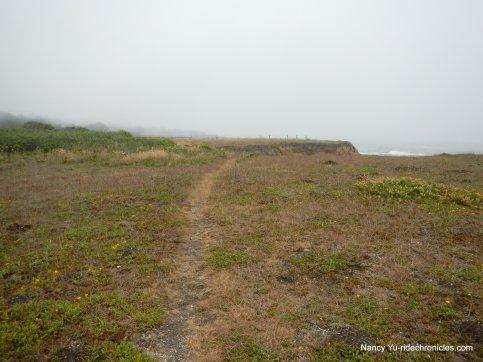 south trail