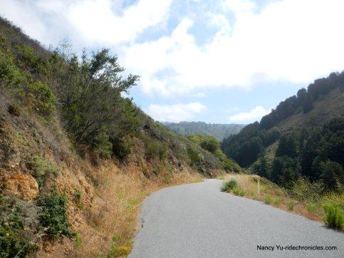 descend higgins canyon rd