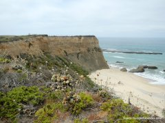 coastal bluffs