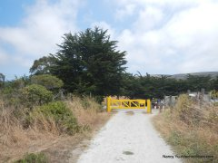 Cowell ranch access rd
