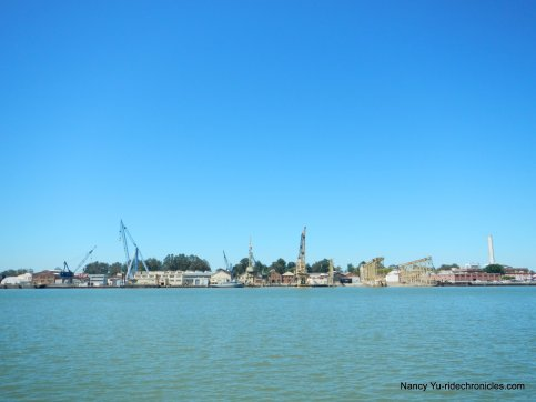 wharf area