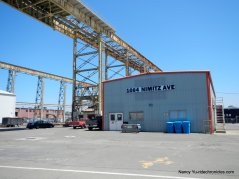 shipyard-dry dock area