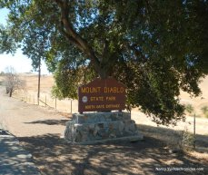 Mt Diablo-North Gate Entrance
