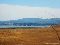view of benicia-martinez bridge