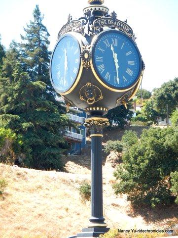 crockett clock