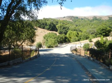 las trampas-bollinger canyon staging area