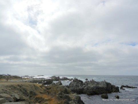 Point Pinos ocean views