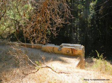 sinawik cabin foundation