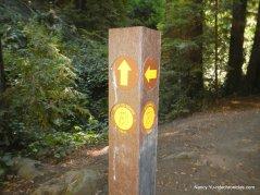 to palos colorados trail