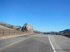 climb up to big rock summit