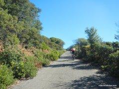 old railraod grade trail