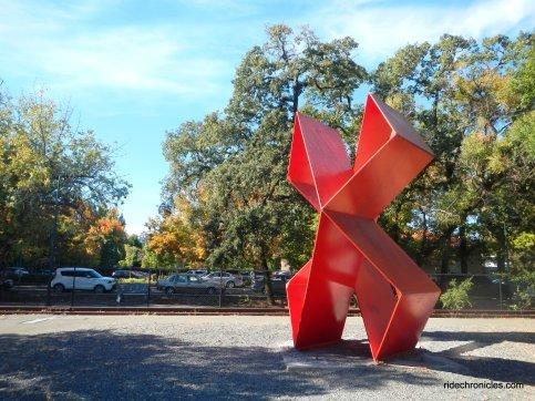 healdsburg sculpture