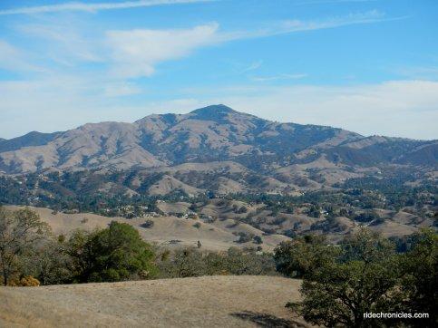 madrone trail views