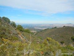 las trampas ridge trail views