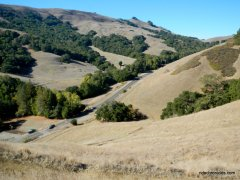 chamise trail-bollinger canyon