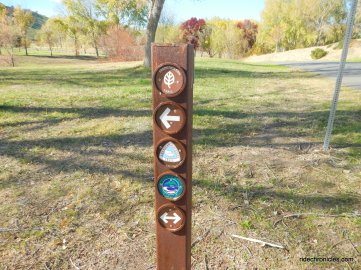 to frederickson trail