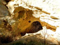 coal canyon cave