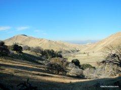 descend ridge trail