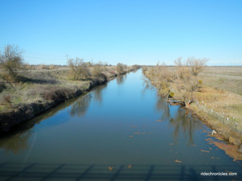 sac drainage canal