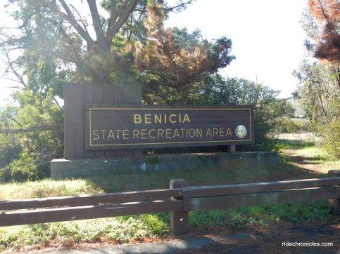 benicia rec area