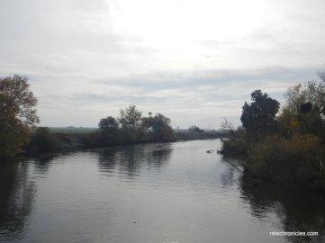 mukelumne river