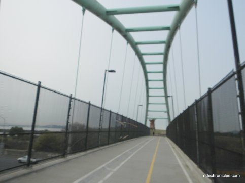 ped/bike bridge