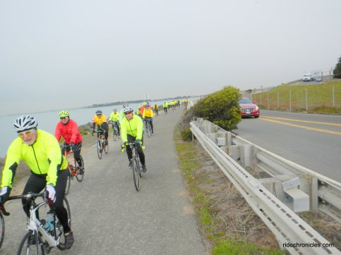 sf bay trail to emeryville