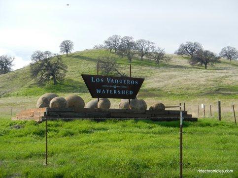 los vaqueros watershed