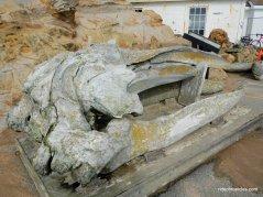lighthouse whale bone