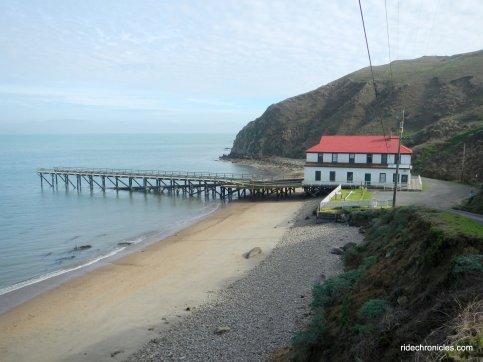 Historic Pt Reyes Lifeboat Station