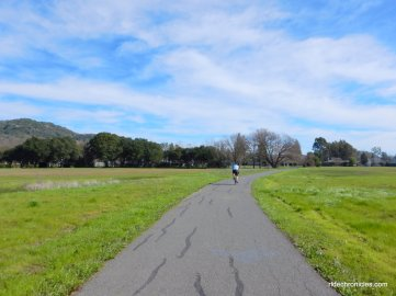sonoma bike path