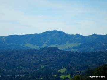 russell peak views