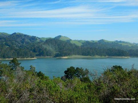 san pablo reservoir