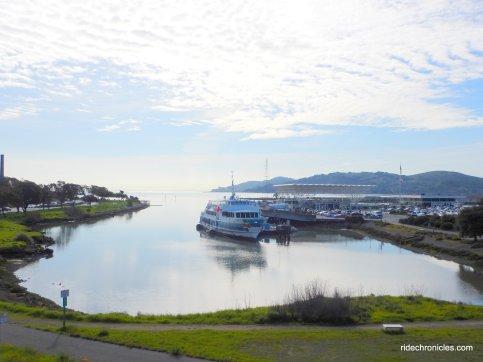 larkspur ferry