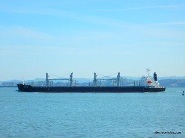 boats & ships around the bay