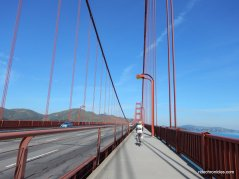 cross GG Bridge