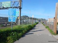 bike/ped path