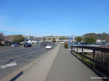 bike/ped path to ferry