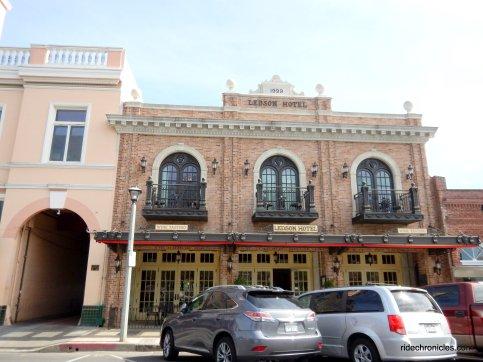 1st St E-sonoma plaza area