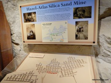 greathouse visitor center displays