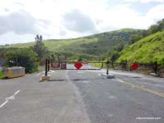 port costa-george miller trail gate