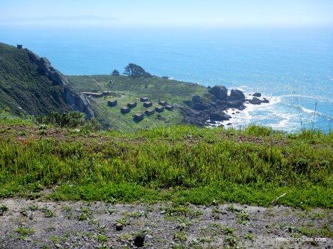 hwy 1 S-steep ravine