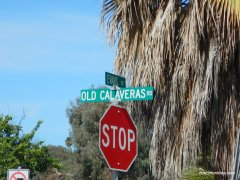 old calaveras rd