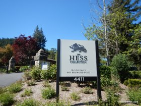 hess collection winery