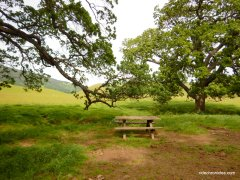 round valley picnic area